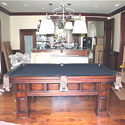 Superior POOL TABLE INSTALLERS